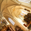 Interior of the Marienkirche in Berlin, Germany - 