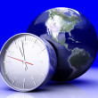 Foto Stock: World Time