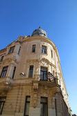Pecs tarihi bir bina — Stok fotoğraf