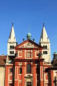 在布拉格的历史建筑 — 图库照片