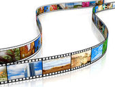 Photo Film — Stock Photo