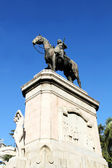 Statue of General Artigas — Stock Photo