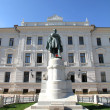 Statue of Kossuth - Stock Photo