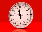 Een klok — Stockfoto