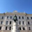 Statue of Kossuth — Stock Photo