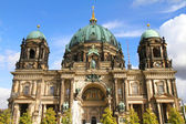 Cathedral of Berlin — Stock Photo