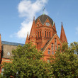 Church in Berlin - Stock Photo