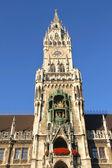 The Rathaus of Munich — Stock Photo