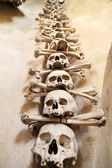 Sedlec Ossuary — Stock Photo