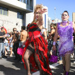 Drag Queen on the Gay Parade in Sao Paulo — Foto Stock
