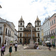 Old City of Salvador de Bahia — Stock Photo