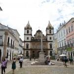 Old City of Salvador de Bahia — Stock Photo #8462403