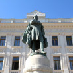 Statue of Kossuth — Stock Photo #8826831