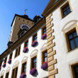 Stock Photo: Historic building in Regensburg