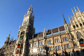 The Rathaus of Munich — Stock Photo
