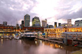 Puerto Madero, Buenos Aires — Stock Photo