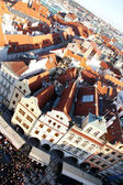 View over Prague — Stock Photo