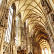 Cathedral of St. Stephan in Vienna — Stock Photo
