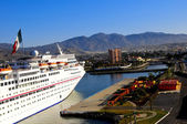 Ensenada Cruiseport Village — Stock Photo