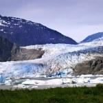 Mendenhall Glacier — Stock Photo