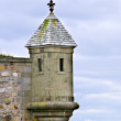 Turret at Fortress of Louisbourgh — Stock Photo