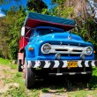 Old Ford truck in Cuba - Photo