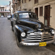 Classic Chevrolet in Havana - Stock Photo