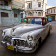 Stock Photo: Classic americcar in Old Havana