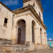 The Cathedral on the colonial town of Trinidad in Cuba — Stock Photo #10254170