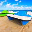 Varadero beach in Cuba — Foto Stock