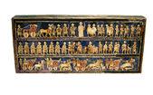 Oude sumerische artefact bekend als de standaard van uw — Stockfoto