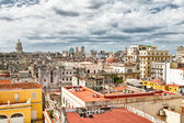 Aerial view of Old Havana — ストック写真