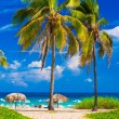 Stock Photo: Beach in Cuba