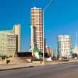 View of the city of Havana - Stock Photo