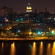 Old Havana illuminated at night — Stock Photo #8481970