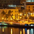 Old Havana illuminated at night — Stock Photo #8481975