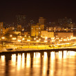 Old Havana illuminated at night — Stock Photo #8481978