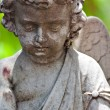 Vintage angel statue — Stock Photo #8482288
