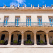 Typical building in Old havana — Stock Photo