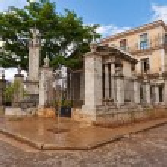 El Templete, the foundation site of Havana — Stock Photo