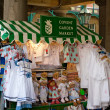 Stall in Covent Garden, London — Foto Stock