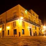 Old Havana at night — Stock Photo