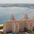 Aerial view of city of Havana — Stock Photo #8482752