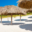 The beautiful cuban beach of Varadero — Stock Photo