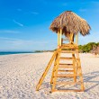 The beautiful beach of Varadero in Cuba — Stock Photo #8482870