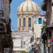 Buildings in Old Havana — Stock Photo