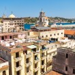Stock Photo: Aerial view of Old Havana
