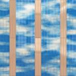 Seamless pattern resembling glass windows on a modern building — Stock Photo #8483447