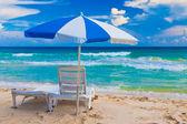 La famosa playa de varadero en cuba de worlwide — Stockfoto