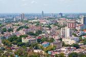 哈瓦那的鸟瞰图 — 图库照片